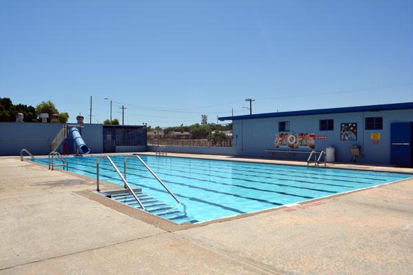 Carver Pool Park Recreation Locations City Of Yuma Az