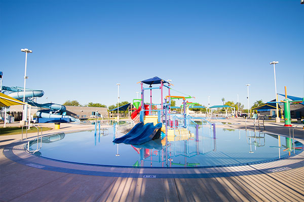 Valley Aquatic Center Park Recreation Locations City Of Yuma Az