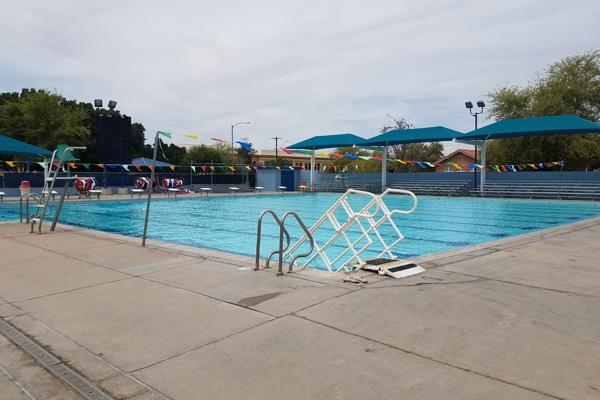 Marcus Pool Park Recreation Locations City Of Yuma Az