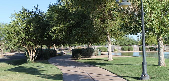 Joe Henry Optimist Center Park Park Recreation Locations City Of Yuma Az